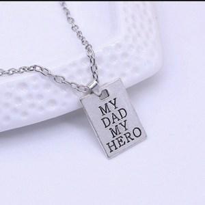 my dad my hero chain