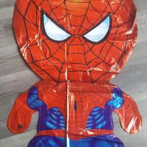 spiderman superhero foil balloon