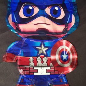 Avengers small foil character balloon