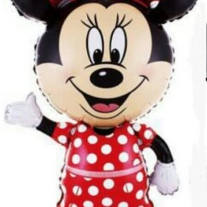 giant minnie mouse foil balloon