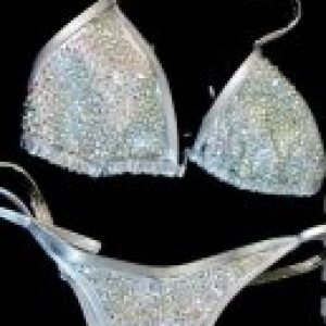 make your own diamond bikini set