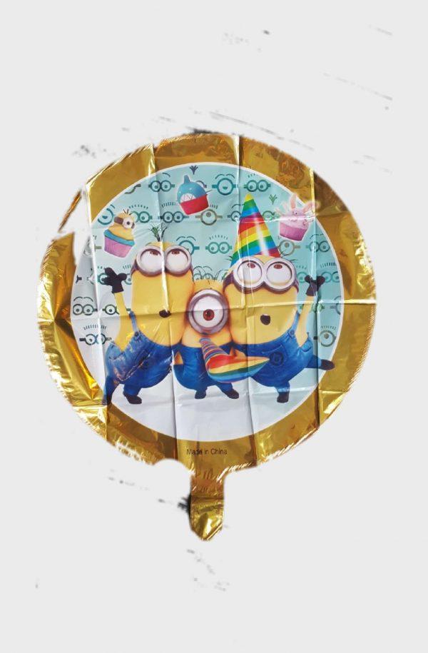 """pokemon ball round foil balloon 18"""""""
