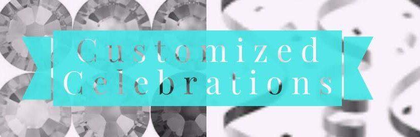 customised celebrations