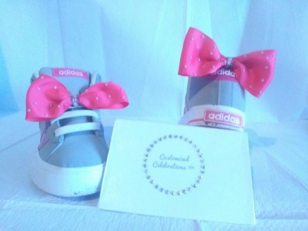 Girls shoe bow clips, gGirls shoe bow clips, grosgrain ribbon, any colour clip on any shoes, bag, hairrosgrain ribbon, any colour clip on any shoes, bag, hair