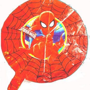 """spiderman round foil balloon 18"""""""