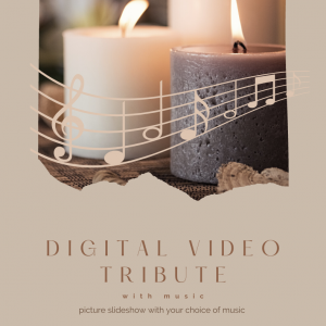 digital video tribute