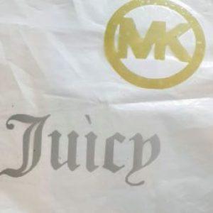 juicy or MK vinyl transfer