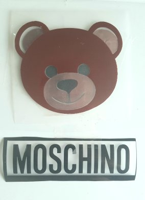 moschino bear