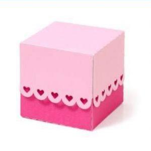 heart edged gift box